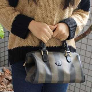 [預訂] Vintage FENDI Boston Hand Bag