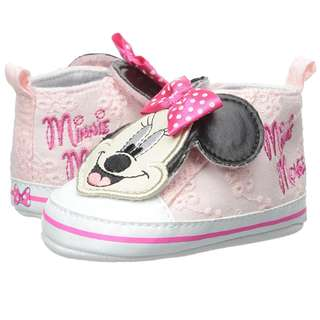 [Instock] Authentic Minnie Eyelet Shoes