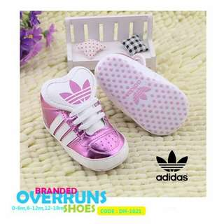 Overruns Branded BABY SHOES