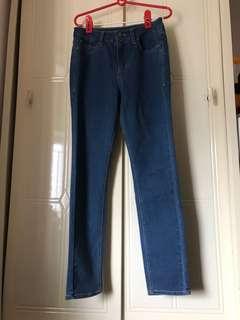 牛仔褲 Lowrys farm jean