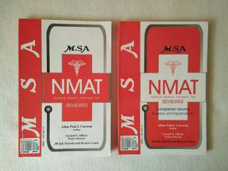 NMAT Reviewer - Unused