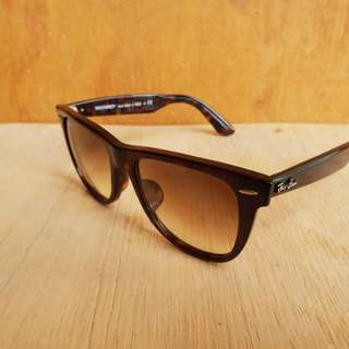 Kacamata Ray Ban Wayfarer Made in Italy