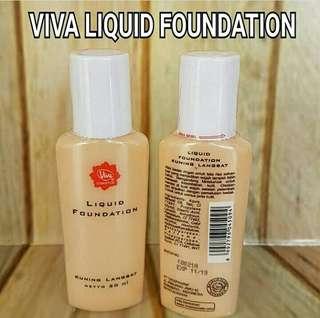 Viva poundation natural