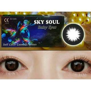 Sky Soul softlens
