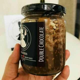 Chocolicious Jar