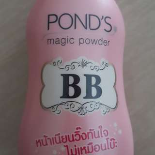 Bedak Wajah Magic Powder by PONDS