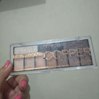 Catrice Eyeshadow Palette THE PRECIOUS COPPER