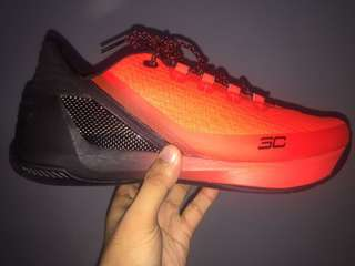 Under Armour Curry 3 Low ORIGINAL BASKETBALL SHOES