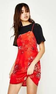 Minkpink Valentina Slip Dress