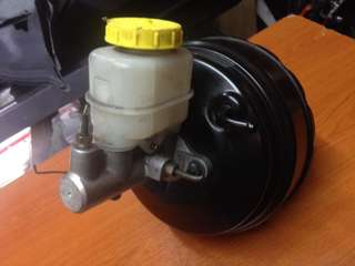 brake servo doublelayer nissan wira
