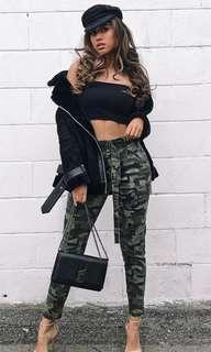M Boutique Camo Pants