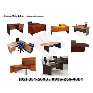 Affordable -Executive Table- Office Partition**