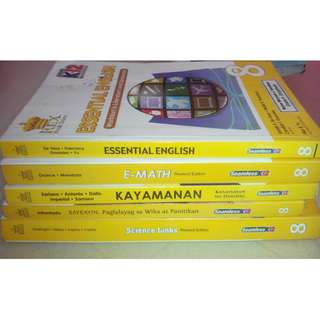 Grade 8 REX textbooks