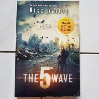 English Novel The Fifth Wave