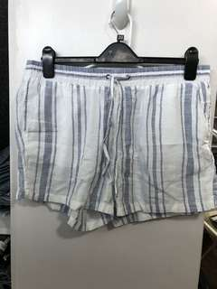H&M Summer Linen Shorts W34 L13 - BN without Tags