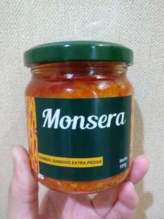 Monsera Sambal Bawang Extra Pedas