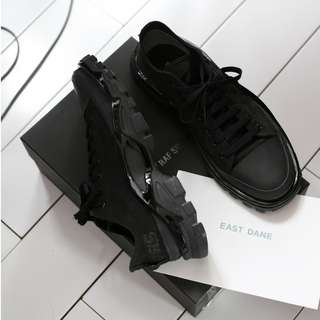ADIDAS BY RAF SIMONS Detroit Runner sneakers US11