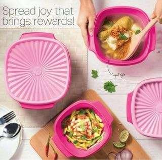 Tupperware Servelier Bowl