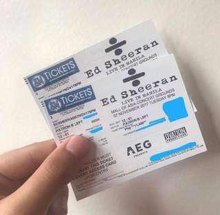 1 Ed Sheeran Live in Manila 2018