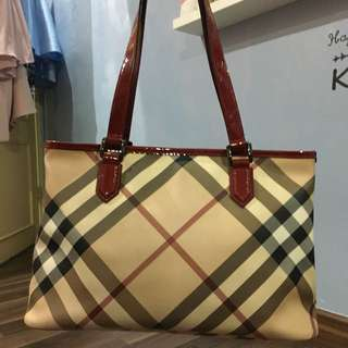 Burberry Handbag (Pre-loved)