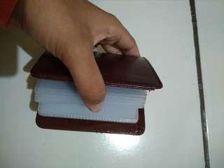 Dompet kartu wanita-pria