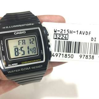 Authentic Casio Vintage