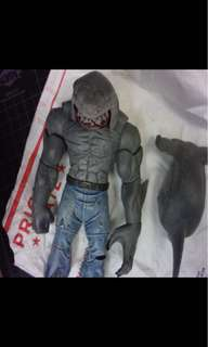 DC Mattel King Shark BAF CNC