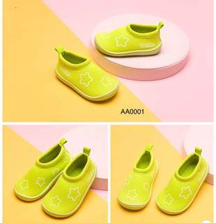 Preorder 1 - 3 yrs old soft baby shoe