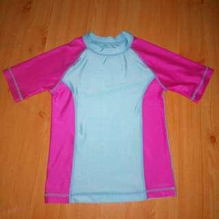 Rashguard short sleeves