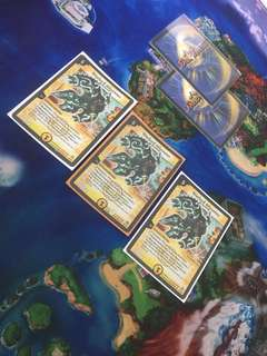 Warlord ailzonius duel masters