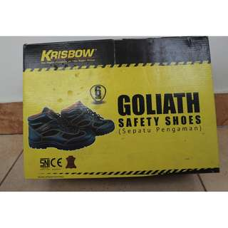 Safety Shoes Krisbow
