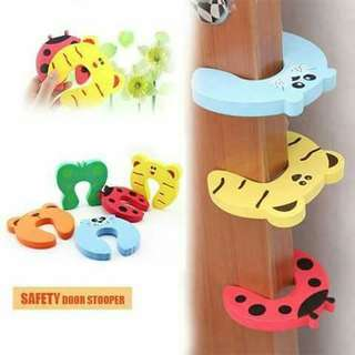 5pcs Safety Door Stopper