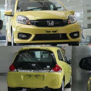 Honda Brio e cvt