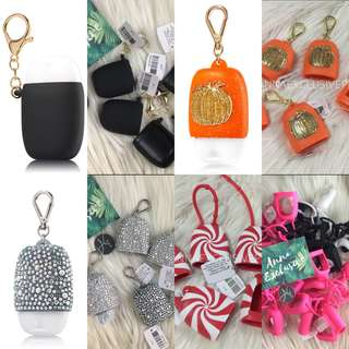 Authentic BATH & BODY WORKS PocketBac Holders (See individual price)