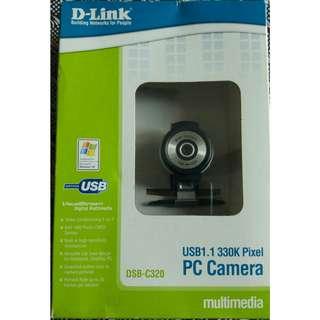 D- Link Web Camera (BNIB)