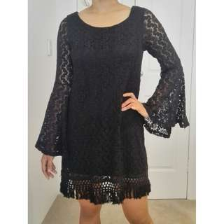 Forever 21 lace dress- size 8 to 10