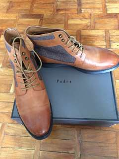 Pre-owned Pedro Leather Boots