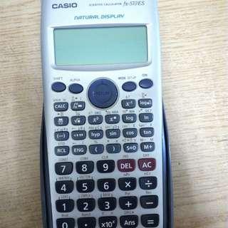 Casio Scientific Calculator 570ES