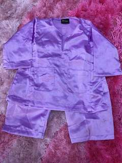 Baju Melayu Budak 6-18m