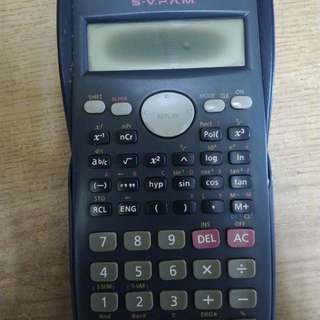 Casio Calculator 350MS