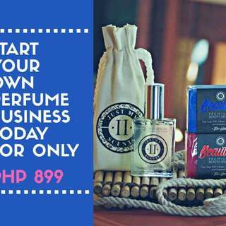 Perfume business package