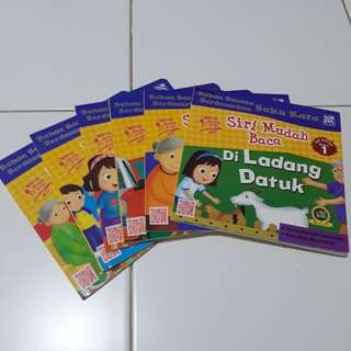SUKUKATA READERS (K2 books)