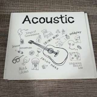 Acoustic CD 2 Cds