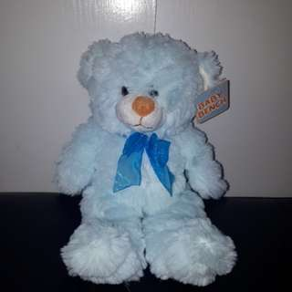 Blue Bear by Baby Bench
