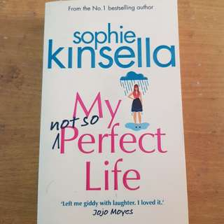 My not so perfect life by Sophie Kinsella