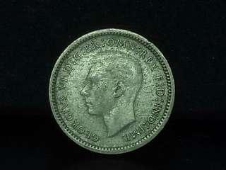 **Fixed Price**  Australia 3 Pence Silver Coin