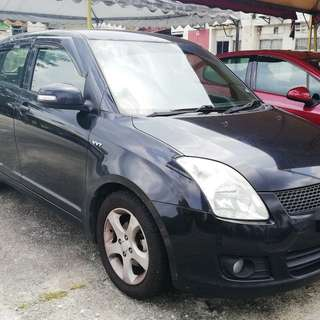 Suzuki Swift 1.5(A) Full Spec