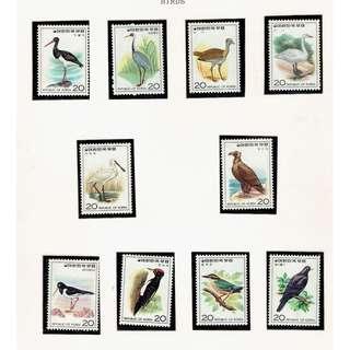 Republic of Korea - Birds