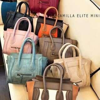 Camilla elite mini