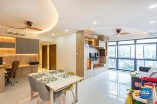 Spacious Common Room for Rent at City Square Residences